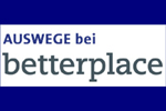 Betterplace - Auswege